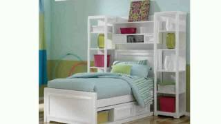 Storage Ideas For Kids Bedrooms