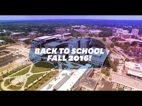 Kent State University - Back to School 2016