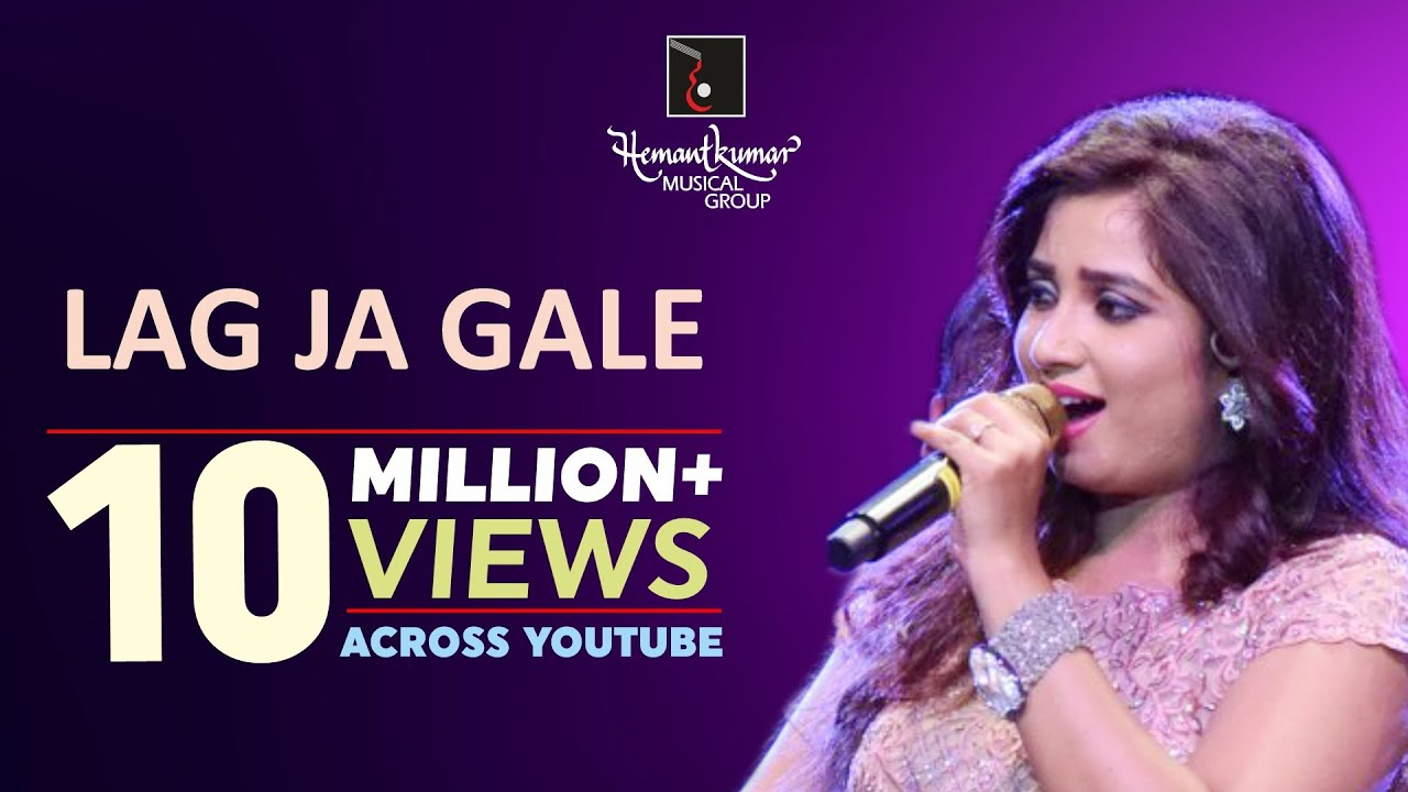 Shreya Ghoshal Sings Lag Ja Gale Once More With Symphony Orchestra