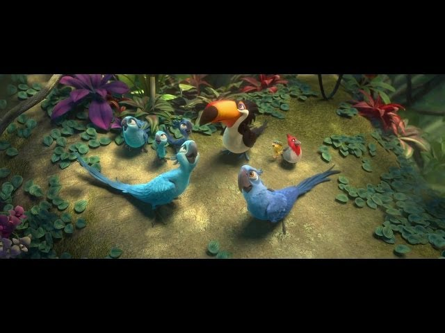 Rio 2 - Official Trailer #3