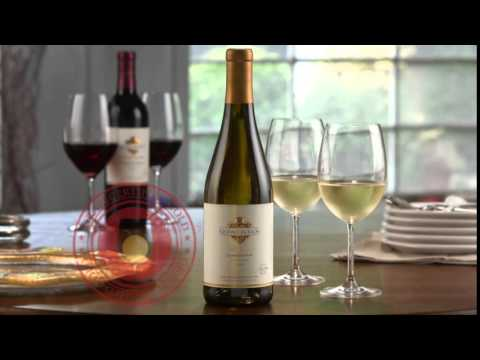 Wine - Chardonnay by Kendall Jackson - Highly Rated Cheap Wine - click image for video