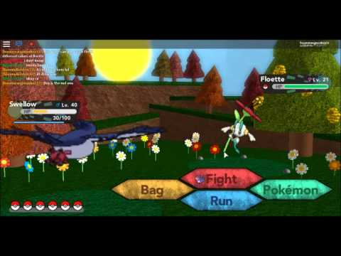 pokemon brick bronze how to get floette
