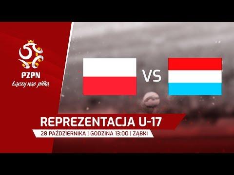 U-17: Polska - Luksemburg