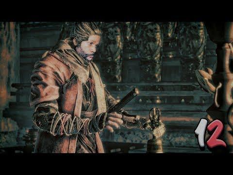 sekiro:-shadows-die-twice---gameplay-walkthrough-part-12---folding-screen-monkeys