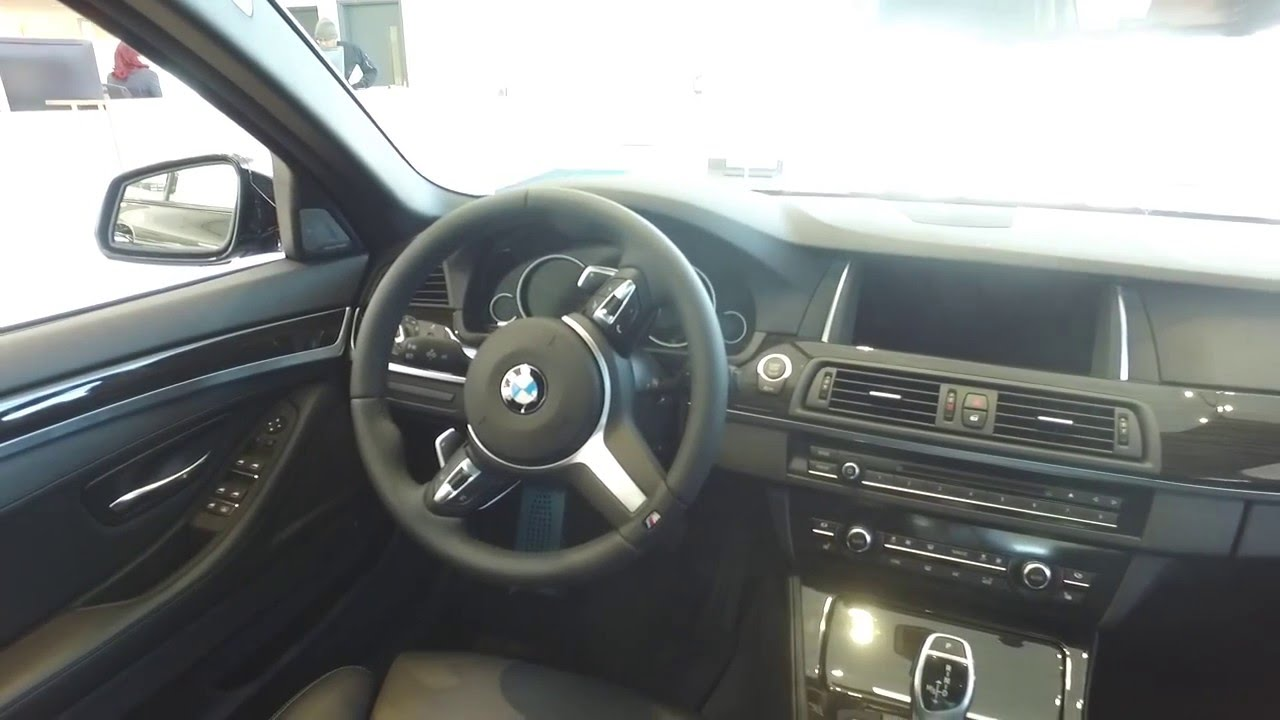 2016 Bmw 528i Xdrive Premium Enhanced M Sport Package Youtube