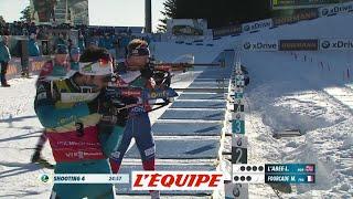 Fourcade, vainqueur de la poursuite, se rapproche du gros globe - Biathlon - CM (H) - Oslo