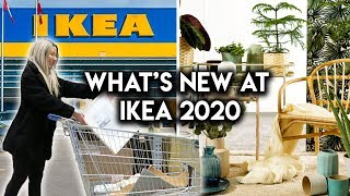 IKEA SHOP WITH ME 2020 | NEW PRODUCTS + DECOR