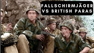 Fallschirmjäger vs British Paras - Battle for Primosole Bridge (1943)