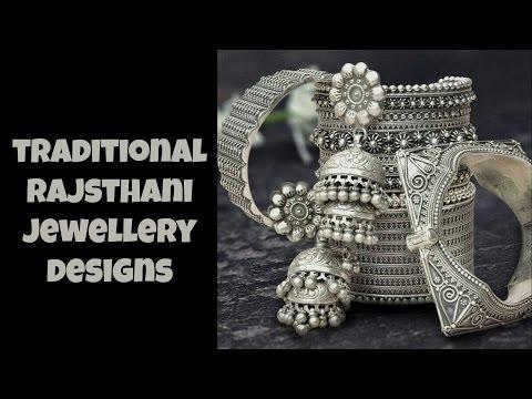 Traditional Rajsthani Jewellery Designs