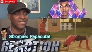 Stromae - Papaoutai REACTION!