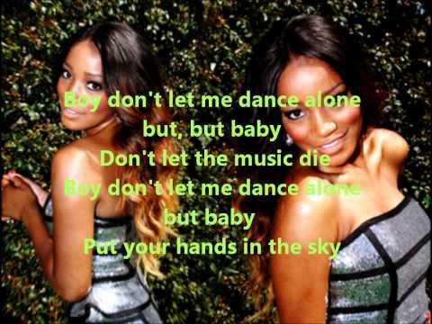Keke Palmer- Dance Alone