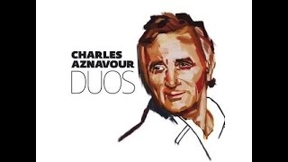 Elton John & Charles Aznavour - Yesterday When I Was Young (2008)
