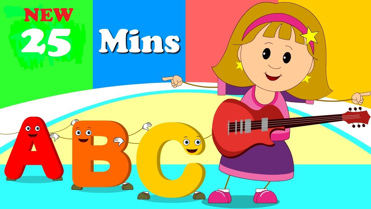 TOP 10 Song For Children English: Little Monkeys, Nursery Rhymes, Peppa Pig, FROZEN, DOG and Cat