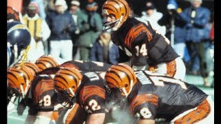 NFL Coldest Games of All Time