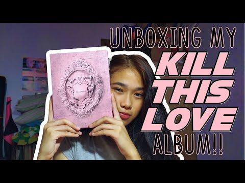 UNBOXING MY KILL THIS LOVE ALBUM!! (Aya Monay | Philippines)