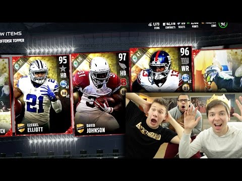 I GOT THE BEST PULL IN THE GAME!! CRAZY TOTY PACK OPENING MADDEN 17