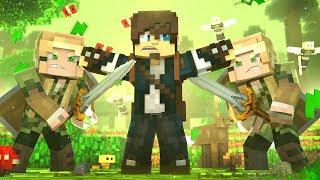 ENCONTRAMOS ELFOS!! - Terra Média #3 - Minecraft Modpack (Senhor dos Anéis)