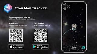 Star Map Tracker Stargazing