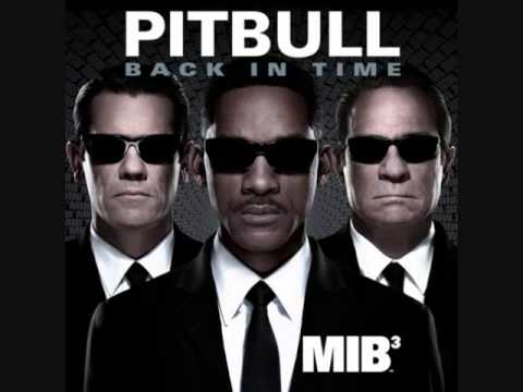 Back In Time - PITBULL (SPECIAL RADIO MIX)