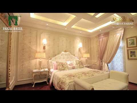 Luxury House in Lahore design by Faisal Rasul & Interior des
