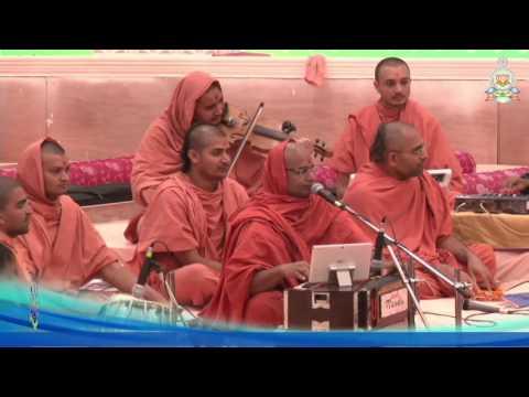Shree NarNarayan Dev Nutan Mandir Mahotsav - Nairobi Taaba - Day 6 - Bhajan Sandhya