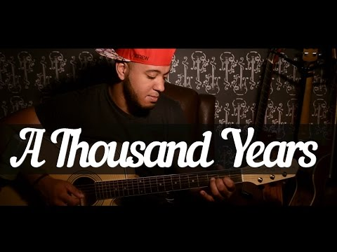 A Thousand Years - Christina Perri (no violão) - Hebert Freire