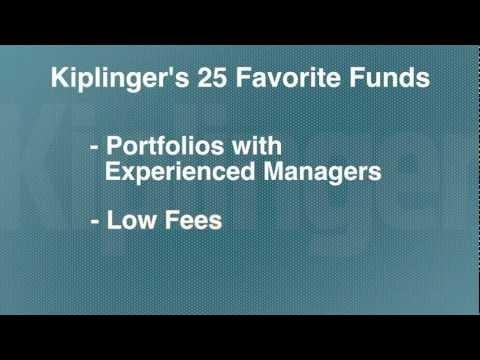 Kiplinger's 25 Favorite Funds
