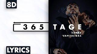8D AUDIO | Samra & Capital Bra - 365 Tage (Lyrics)