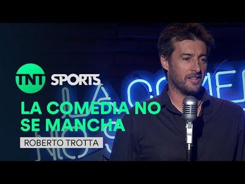 La Comedia no se Mancha - Roberto Trotta