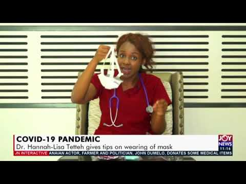 Covid-19 Pandemic: Ghana records 9 more deaths; 77 new cases - JoyNews Interactive (3-2-21)