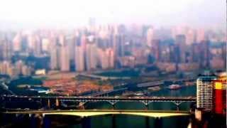 Chongquin, größte Stadt Chinas