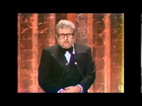 Paddy Chayefsky and Politics at the Oscars  AWESOME!