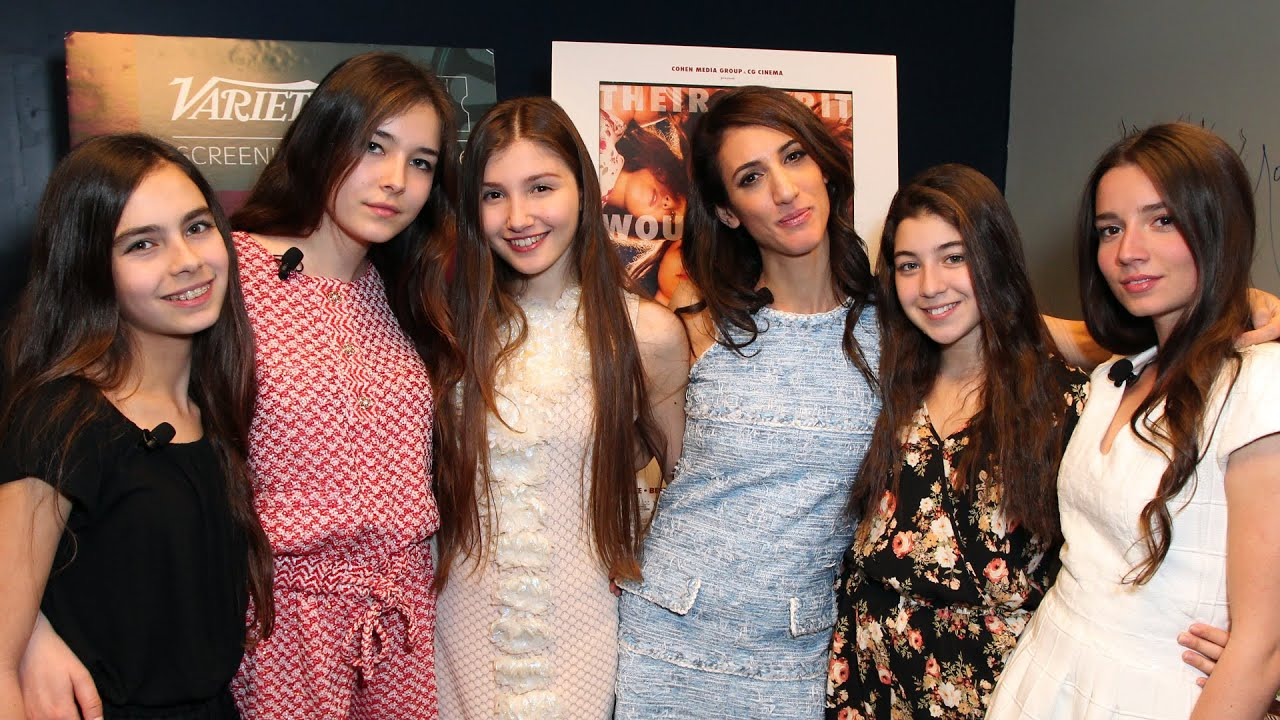 Arte Replay Mustang Mustang Director Deniz Gamze Ergüven Cast At The Variety Screening Series