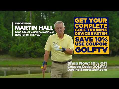 Versatile System Of Golf Training Devices