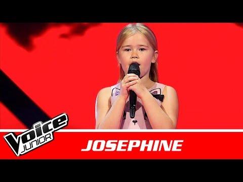 Josephine | 'Tusind Farver' af Rasmus Seebach | Blind 3 | Voice Junior Danmark 2016