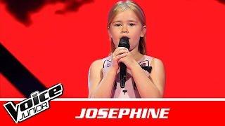 "Josephine | ""Tusind Farver"" af Rasmus Seebach | Blind 3 | Voice Junior Danmark 2016"
