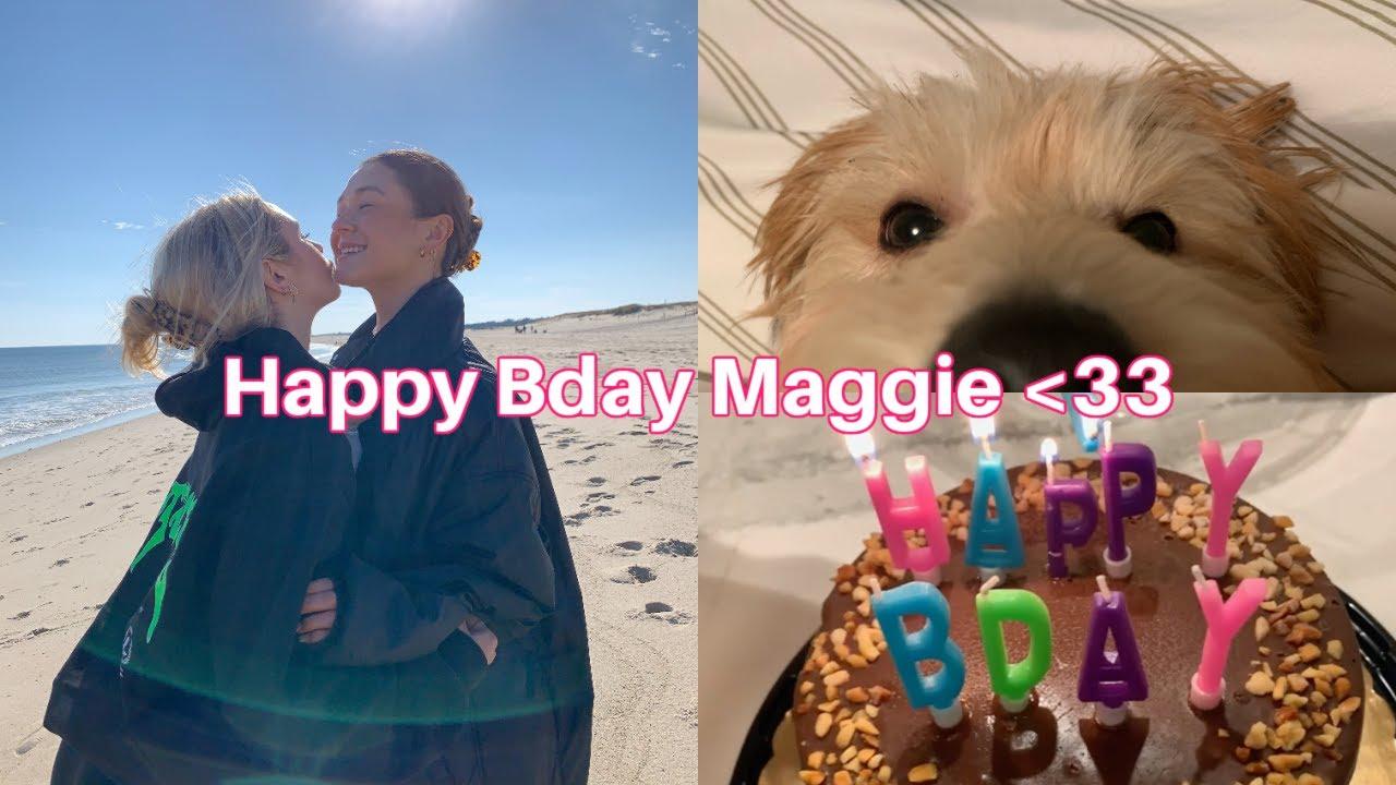 VLOG| CELEBRATING MAGGIES 24TH BIRTHDAY! 🥳💖
