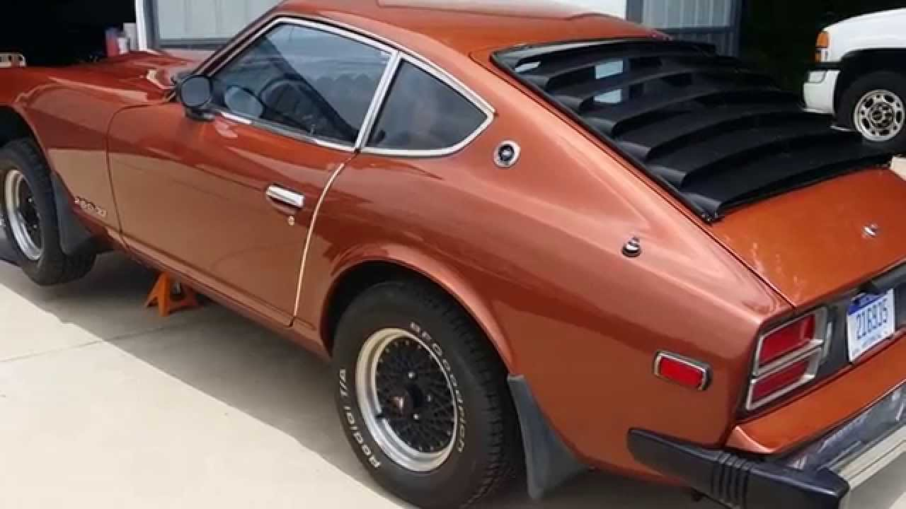 Auto Appraisal In Grand Rapids Mi On 1978 Datsun 280Z For