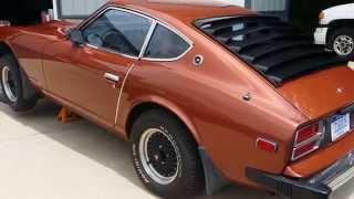 Auto appraisal in Grand Rapids Mi on 1978 Datsun 280Z for sale low miles