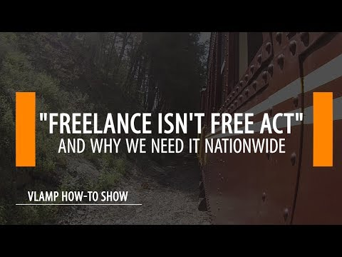 NYC's Freelance Isn't Free Act & Why We Need It Nationwide