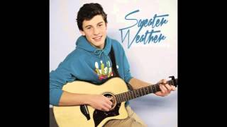 Shawn Mendes - Sweater Weather (Audio)