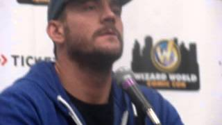 CM Punk on changing his theme song