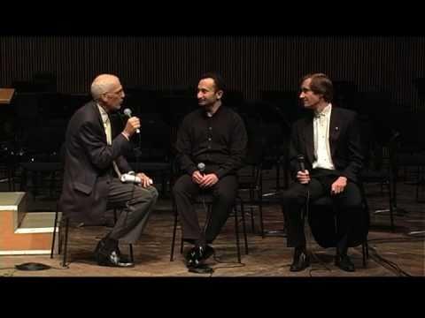 Interview with Petrenko & Lugansky 1/3