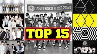 [TOP 15] Non-Title EXO Songs