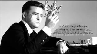Justin Timberlake-Mirrors (radio edit with lyrics on screen)