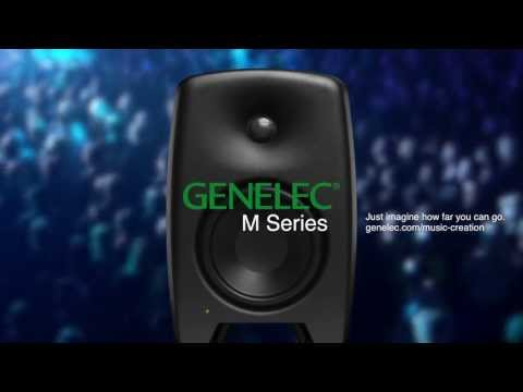 Genelec M Series. Dream big. Then make it happen.
