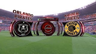 Absa Premiership | Orlando Pirates v Kaizer Chiefs | Highlights