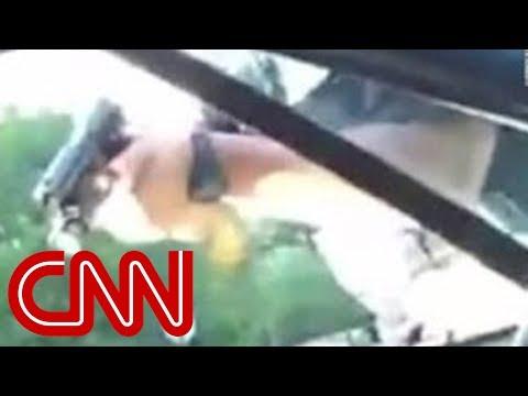 Philando Castile shooting aftermath streamed live