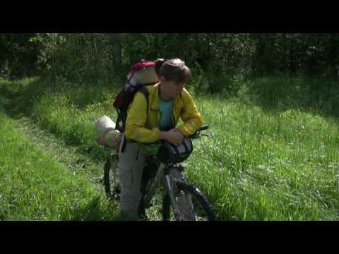 Велопрогулка вдоль реки Киржач, Владимирская область.
