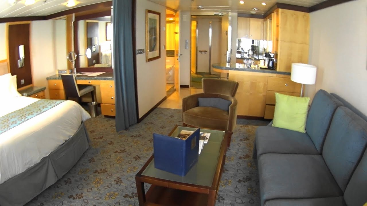 Royal Caribbean Allure Of The Seas Grand Suite Tour In 1080p Youtube